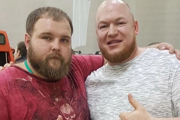 Вячеслав Зезюля (справа) и Василий Камоцкий
