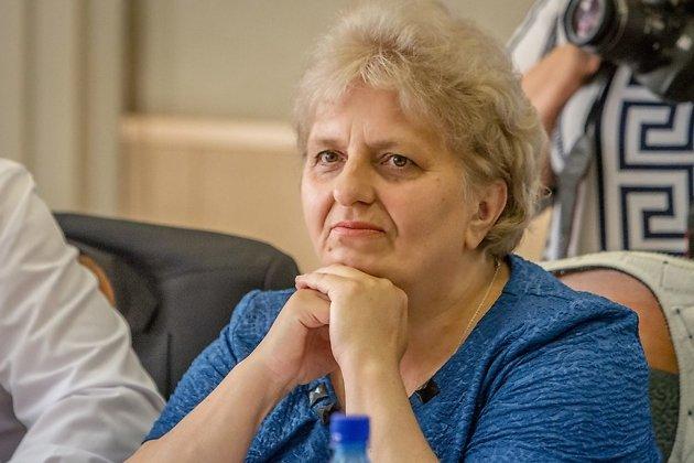 Наталья Нестеренко