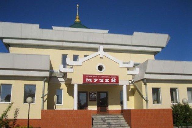 Агинский национальный музей имени Цыбикова, посёлок Агинское.