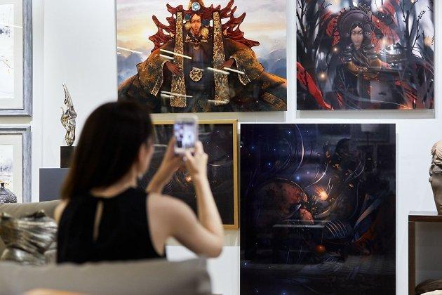 Картины Андрея Журавлёва