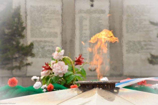 ВИркутске починят мемориал «Вечный огонь»