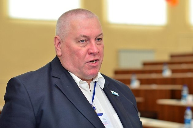 Советник губернатора Иркутской области, юрист Сергей Шишкин
