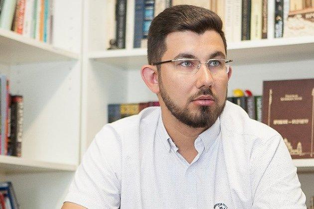 Первый заместитель генерального директора СХ ПАО «Белореченское» Степан Франтенко