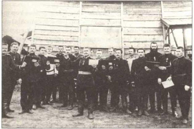 Русские военнопленные в Японии