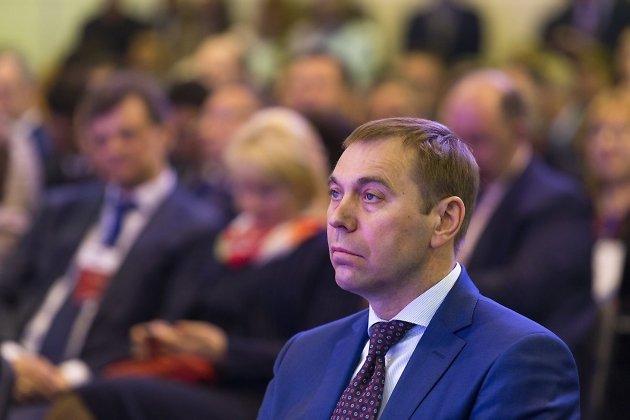 Заместитель председателя правительства Иркутской области Виктор Кондрашов