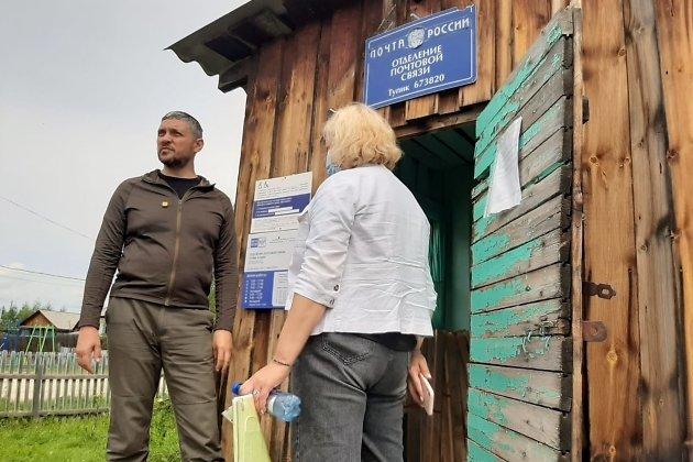 Александр Осипов пообещал разобраться с проблемами почтальонов