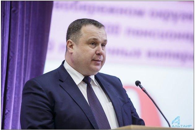 Экс-глава комитета по городскому обустройству, ныне - депутат думы Иркутска Евгений Дроков
