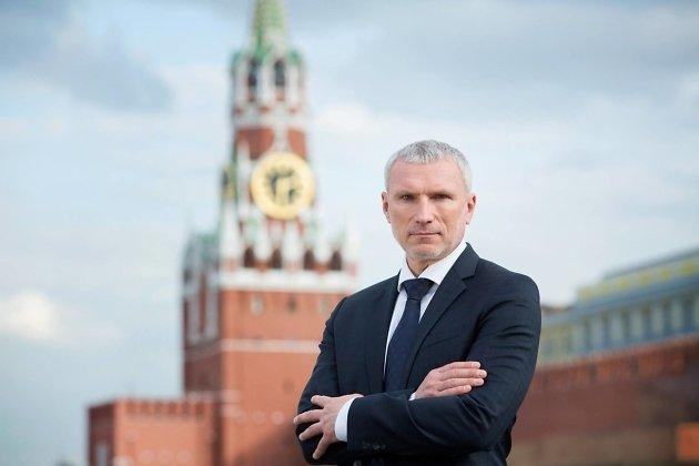 Депутат Госдумы Алексей Журавлёв