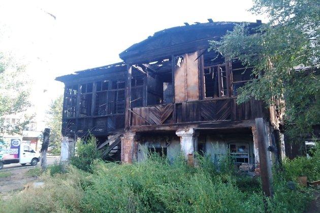 Дом братьев Шерговых