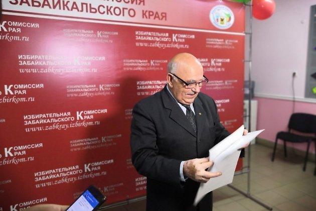 Николай Коротков рассказывает о ходе выборов 8 сентября 2019 года