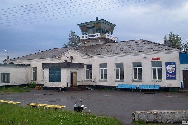 аэропорт Усть-Кута