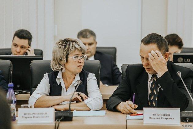 Марина Непомнящая, депутат от партии ЛДПР