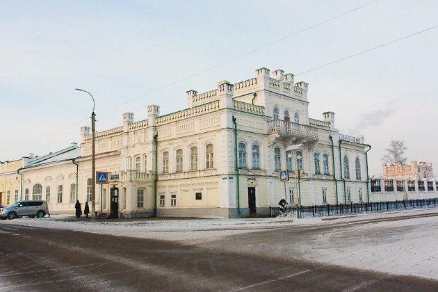 Бутинский дворец (Нерчинский краеведческий музей)