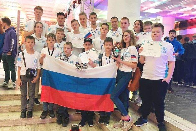 Сборная России по роботехнике