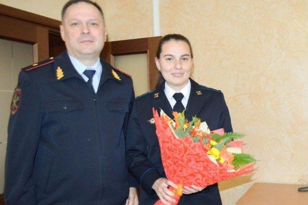 Александр Щеглов и Алёна Соломко