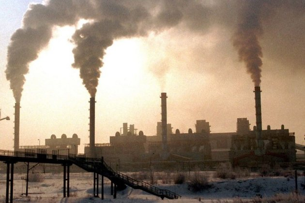 Новокузнецк вошел в20 городов ссамым грязным воздухом