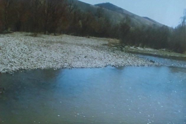 Приток реки Талангуй