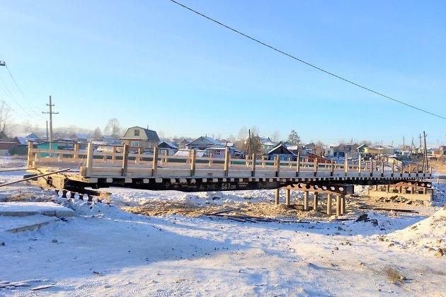 Генпрокуратура заставит администрацию Эхирит-Булагатского района построить мост для проезда школьного автобуса