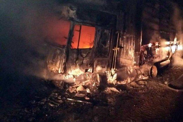 «Огненное» ДТП вИркутске забрало жизни троих людей