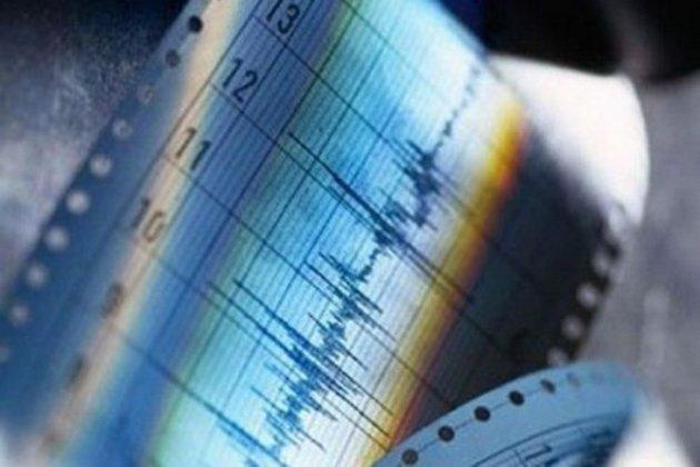 Врайоне озера Байкал зафиксированы два землетрясения