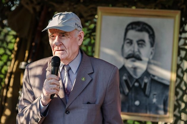 Общественный деятель, экс-глава совета ветеранов Забайкальского края Иван Печенин