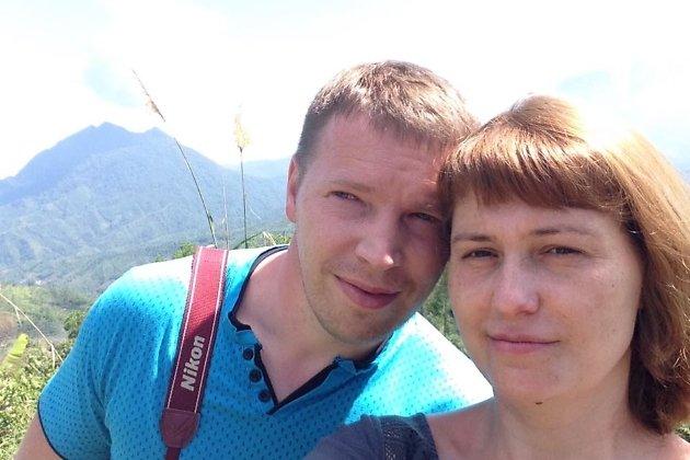 Алексей и Вероника Казаковы, март 2016 года