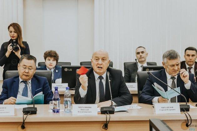 Николай Мерзликин, депутат Законодательного собрания («КПРФ»)