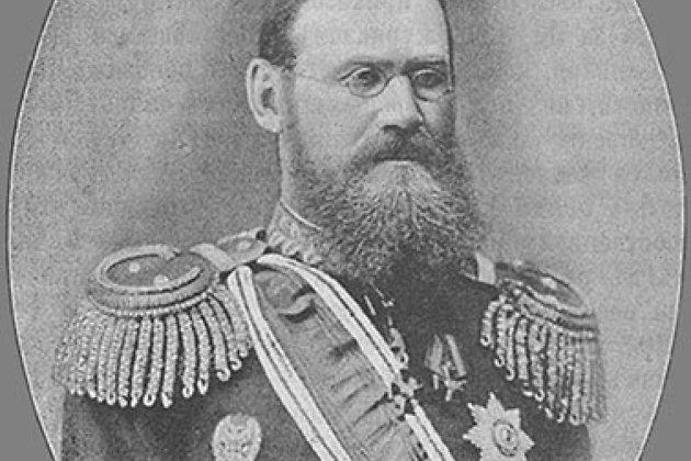 Генерал-майор Михаил Павлович Хорошхин