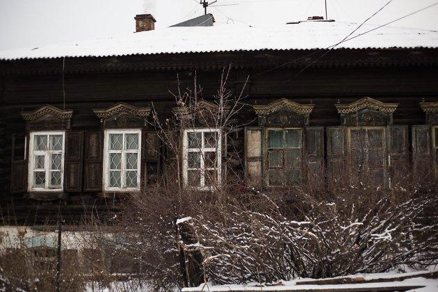 Фасад дома Сельвестерова