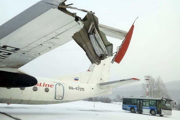 Крыло самолёта АН-2