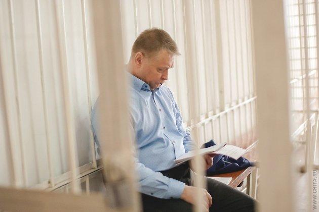 Экс-директор Забайкальской железной дороги получил шесть лет колонии