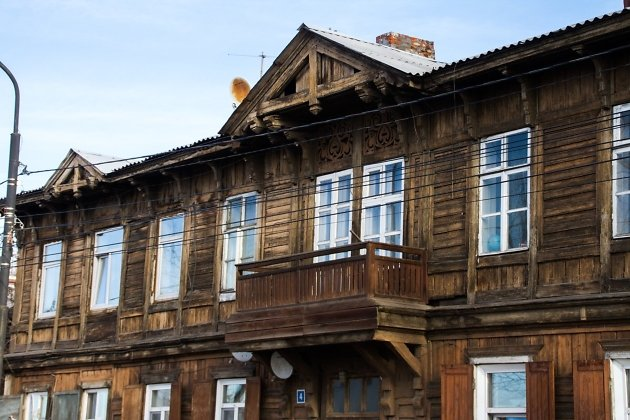 Дом на бульваре Гагарина, 4а