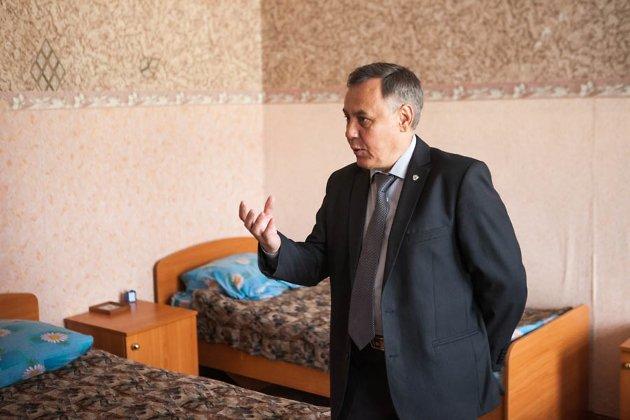 Детский омбудсмен в Забайкальском крае Иван Катанаев.