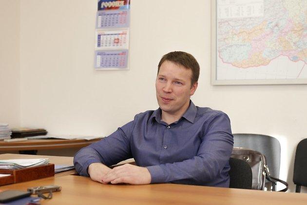 Руководитель администрации губернатора Забайкальского края Алексей Казаков