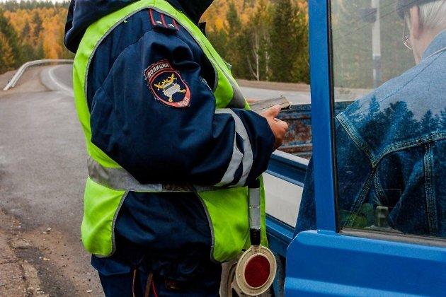 ВИркутской области схвачен нетрезвый шофёр туристического автобуса