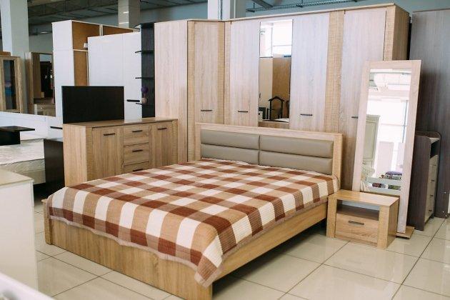 салон арена мебель запустил скидки на спальни детские гостиные и