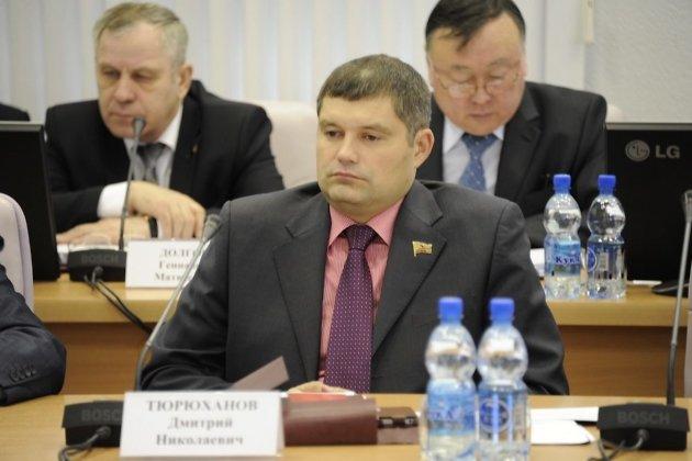 Тюрюханов