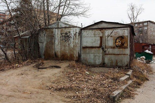 Украли железный гараж что делать 29 ру купить гараж