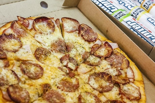 пицца «Олимпийская»