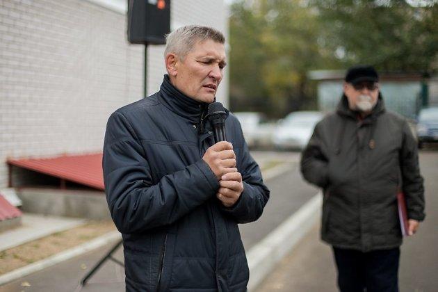 главный архитектор города Александр Михайлов