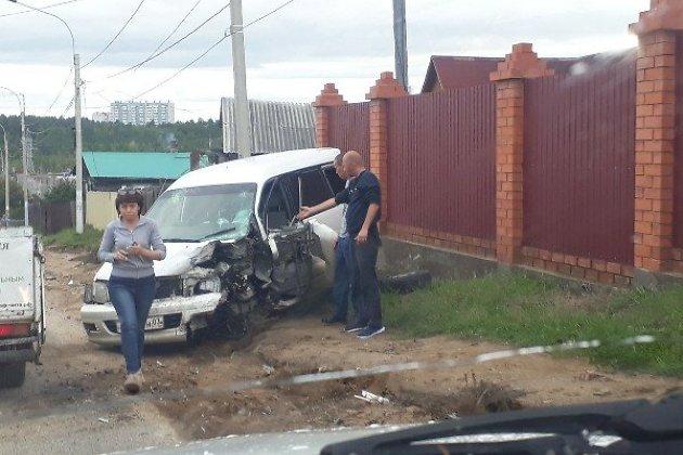Авария в Смоленке