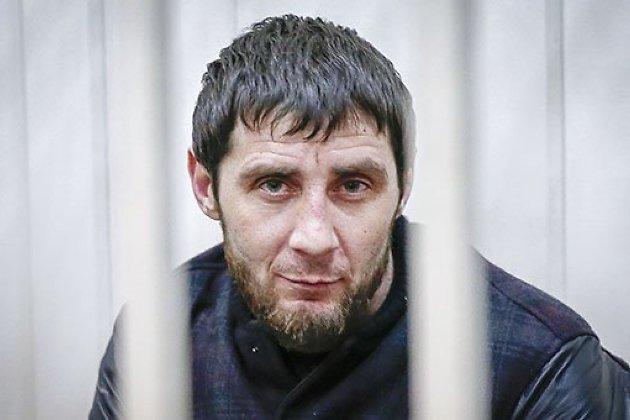 Заур Дадаев, осуждённый в 2015 году за убийство политика Бориса Немцова.