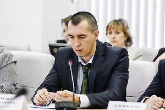 Андрей Кефер, министр экономического развития Забайкалья