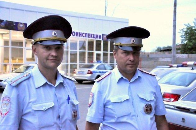 Дмитрий Шерстенёв и Леонид Шестаков