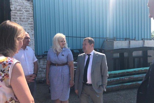 Замминистра строительства Максим Егоров в Чите