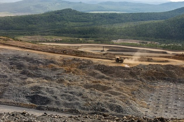 Быстринское месторождение, где добывают руду