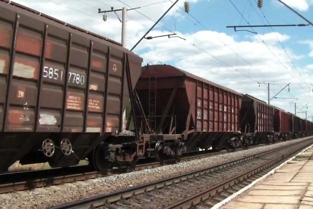 ВИркутской области сошли срельсов 15 вагонов грузового поезда
