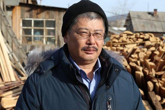 Баир Намжилов