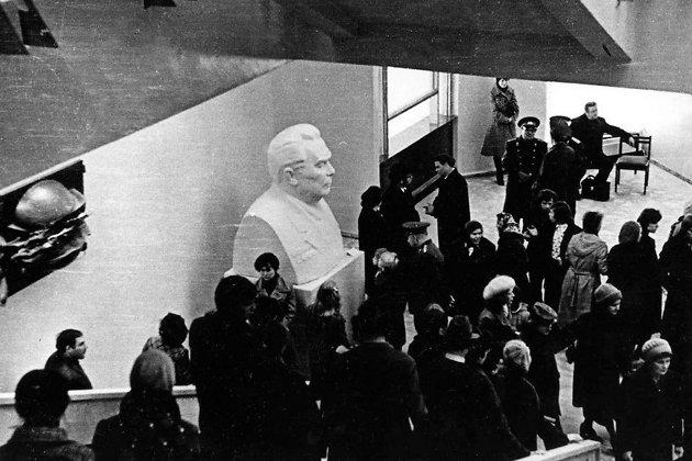 Открытие Художественного музея