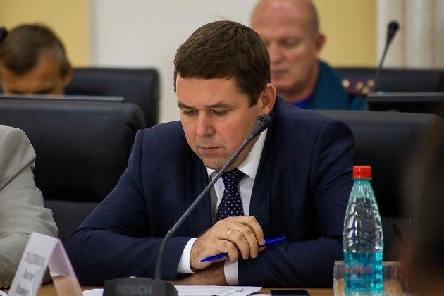 Виктор Паздников, экс-вице-премьер правительства Забайкалья